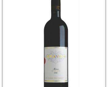 WINE BRAVDO SHIRAZ