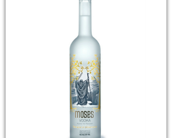 VODKA MOSES REGULAR (KOSHER)