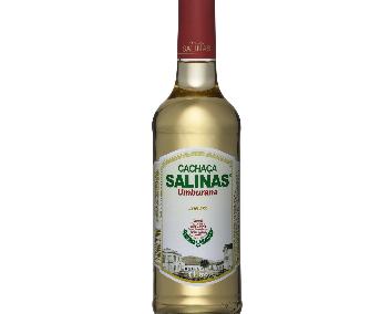 CACHAÇA SALINAS UMBURANA