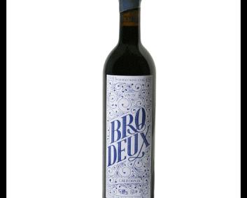 WINE SHIRAH BRODEUX