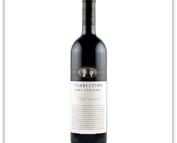 WINE TISHBI SINGLE VINEYARD RUBY CABERNET
