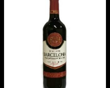 WINE BARCELONA RED DRY SYRAH