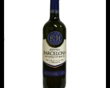WINE BARCELONA WHITE DRY MACABEO