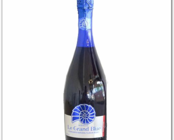 LE GRAND BLUE MANGO SPARKLING VODKA