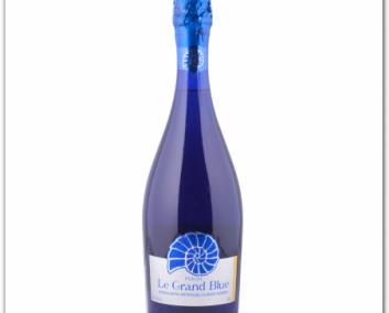 LE GRAND BLUE PEACH SPARKLING VODKA