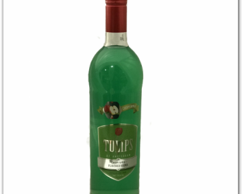 TULIPS OF AMSTERDAM APPLE VODKA